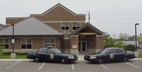 Police Station and Police Cars