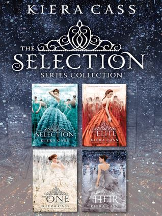 The Selection Book Series Book Covers