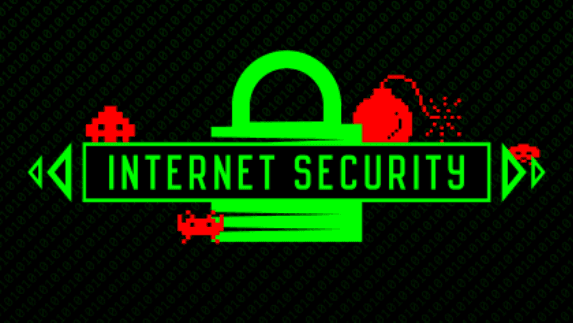 Internet Security Image