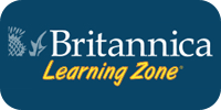 Britannica Learning Zone Linked Logo