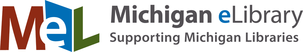 Michigan Electronic Library Linked Logo