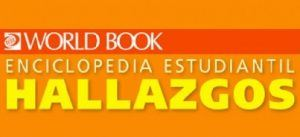 World Book Enciclopedia Estudiantil Hallazgos Linked Logo