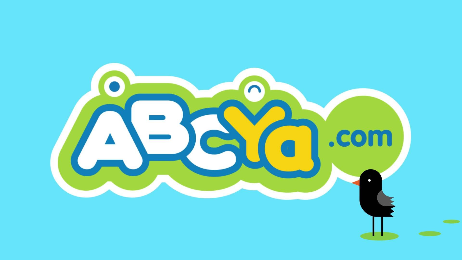 ABCya Linked Logo
