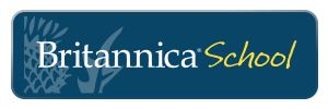 Britannica School Linked Logo