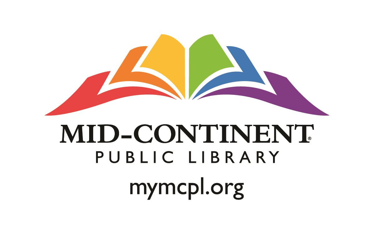 Mid Continent Public Library (Missouri) Logo Opens in new window